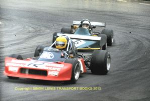 "Ralt RT1 John Wingfield Shellsport 5000 Mallory March 1976 7x5"" photo"